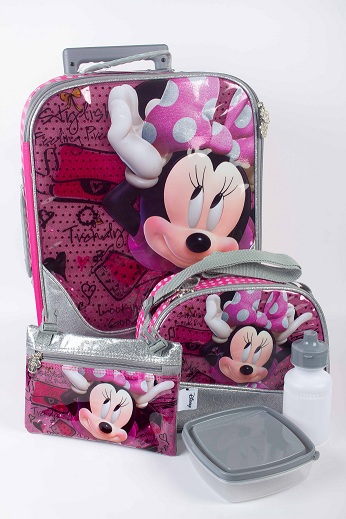 Set completo Minnie