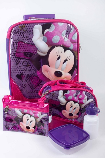 997489 Set completo Minnie  - $62.49