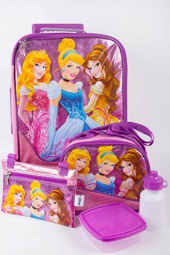 Set completo Princesas