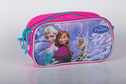 Cartuchera Frozen doble