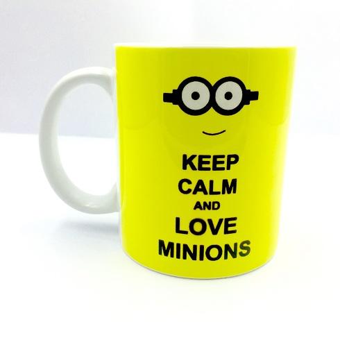 Taza Minions