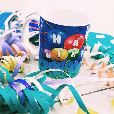Taza Cumpleaños
